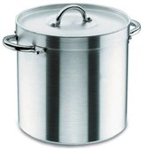Lacor STOCK POT 20 CMS. CHEF-ALU