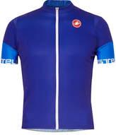 Castelli Entranta 2 Cycling Jersey - Royal blue