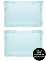 Pure Cotton 200 Thread Count Oxf Pillowcase