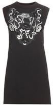 Christopher Kane Large Art Nouveau Embellished Dress