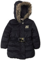 Juicy Couture Infant Girls) Belted Faux Fur Jacket