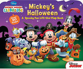 Disney Mickey's Halloween: A Spooky Fun Lift-the-Flap Book