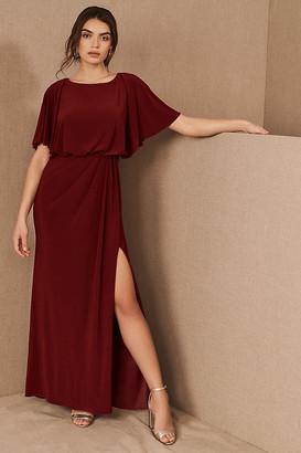 BHLDN Lena Dress By in Purple Size 8