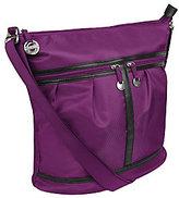 Travelon Nylon Adjustable Bucket Hobo