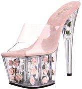 Pleaser USA Women's Adore-701Fl Sandal