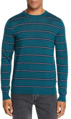 Michael Kors Striped Crewneck Sweater