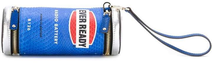 Anya Hindmarch Ever Ready zip clutch