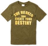 Diesel Boys 4-7) Rebel Graphic T-Shirt