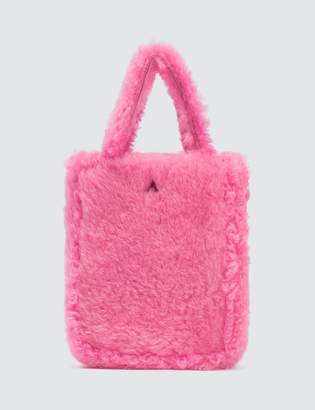 Ashley Williams Kate Shearling Little Bag