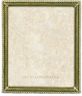 """Jay Strongwater /""""Graphite/"""" 2/"""" Sqaure Pave Picture Frame w//swarovski crystals"""