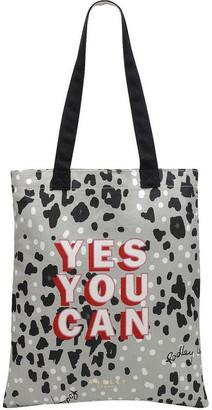 Radley Motivational Grey Tote Bag