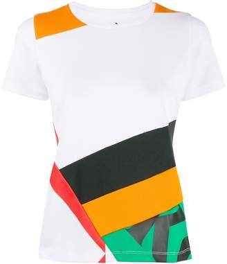 Koché x Converse color-block T-shirt