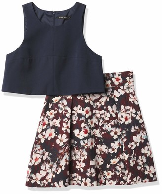 Black Halo Women's Sanibel Mini Dress