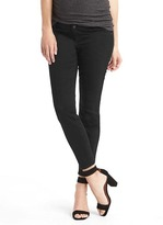 Gap Inset panel true skinny jeans