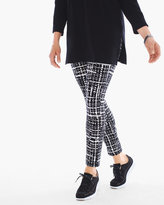 Chico's Spot-Print Leggings