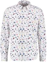 Knowledge Cotton Apparel Shirt bright white