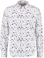 Knowledge Cotton Apparel Shirt Bright White