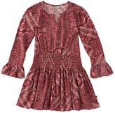 Lucky Brand Chrysanthemum Ruffle Sasha Dress - Girls