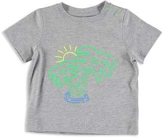 Stella McCartney Boys' Neon Palm Tree Tee - Baby