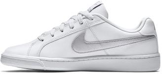 Nike Court Royale- White/Silver