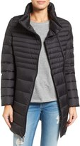 MICHAEL Michael Kors Women's Asymmetrical Quilted Down Coat
