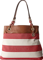 Tommy Hilfiger TH Signature with Plastic Chain - Tote