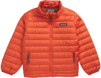 Patagonia Water Repellent 600 Fill Power Down Sweater Jacket