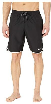Nike 9 Diverge Volley Shorts (Black) Men's Swimwear