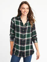 Old Navy Relaxed Soft-Washed Classic Shirt for Women
