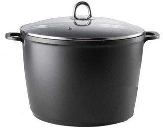 Baccarat Granite Non Stick Stockpot with Lid 28cm