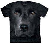 The Mountain Labrador Face Kids T-Shirt - Kids