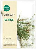 SOO AE Tea Tree Collagen Essence Mask