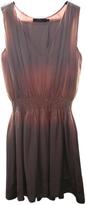 Burberry Pink Silk Dress