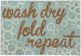 Liora Manné Wash and Repeat Hand-Hooked Frontporch Doormat