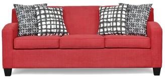 Latitude Run Audel Sofa Upholstery Color: Liberty Bayou/Benson Curty/Mallorca Laguna