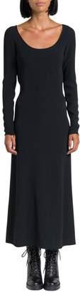DSQUARED2 Crepe Midi Dress