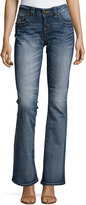 Miss Me Mid-Rise Boot-Cut Denim Jeans, MK 296