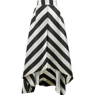 N. Sandra Weil \N Black Polyester Skirts