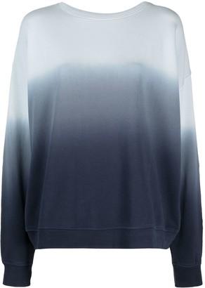 The Upside Alena ombre sweatshirt