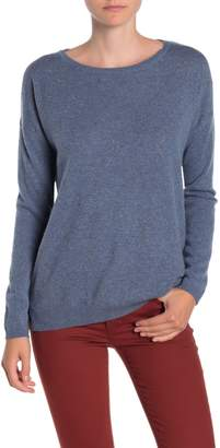 Sofia Cashmere Rhinestone Beaded Cashmere Sweater