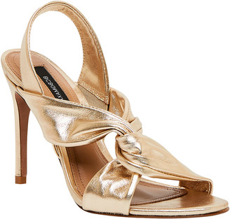 BCBGMAXAZRIA Talia Leather Sandal