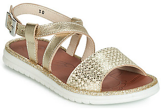 GBB ADRIANA girls's Sandals in Gold