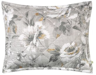 Company C Moonlit Quilted Sham CompanyC Size: Standard