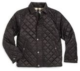 Burberry Little Boy's & Boy's Luke Quilted Jacket