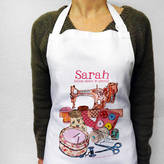 Alice Palace Personalised Sewing Apron