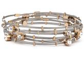 Cara Accessories Dainty Elegant Crystal Bracelet Set