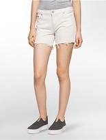 Calvin Klein Garment-Dyed Weekend Shorts