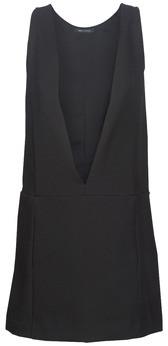 Ikks DEPHE women's Dress in Black
