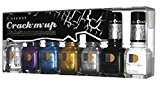 Le Chat LeChat Dare To Wear Nail Lacquer Crack-M-Up Set - Metallic DWCKS01
