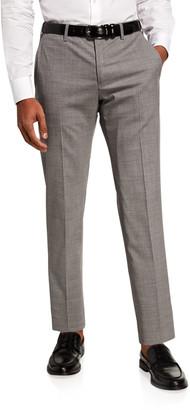 Giorgio Armani Men's Comfort Combed Wool Pants